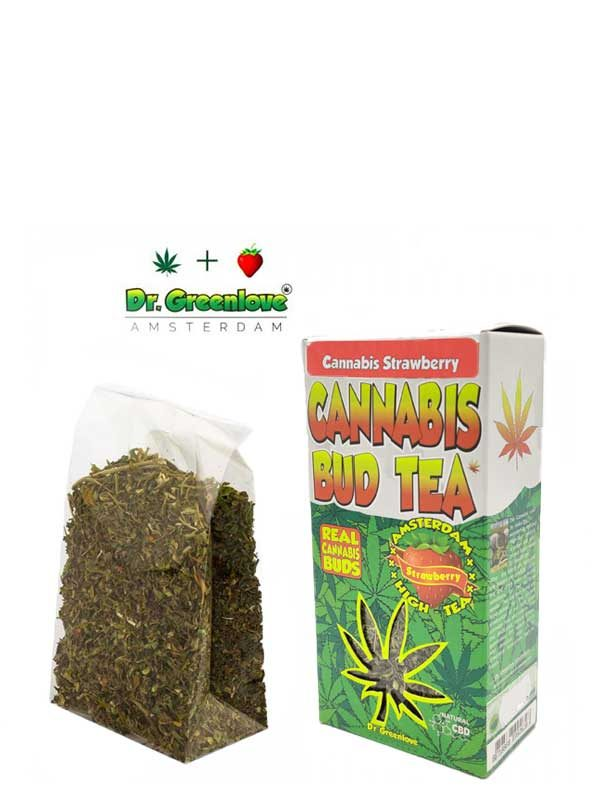 Cannabis-Bud-Tea-Strawberry