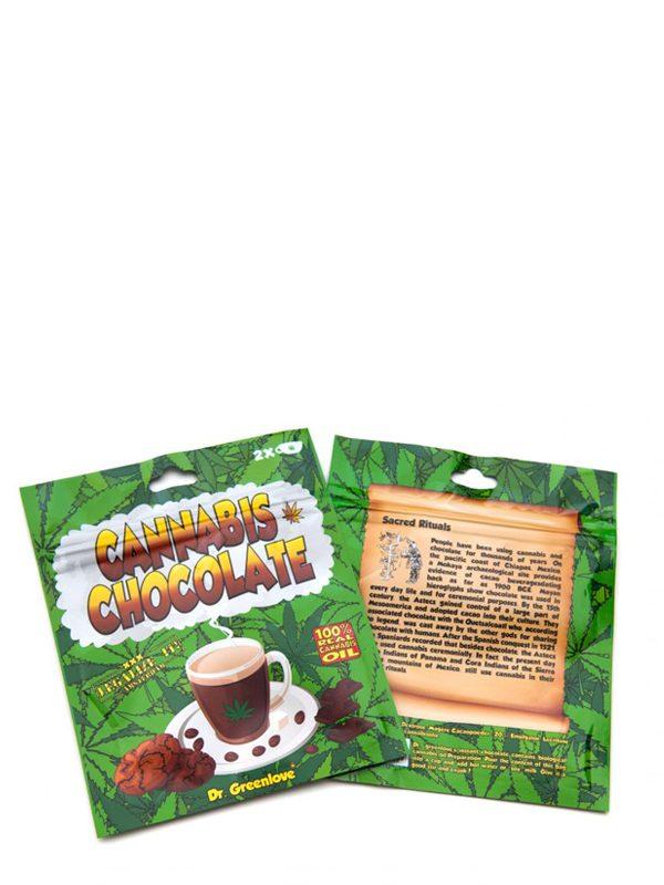 Cannabis Instant Chocolate