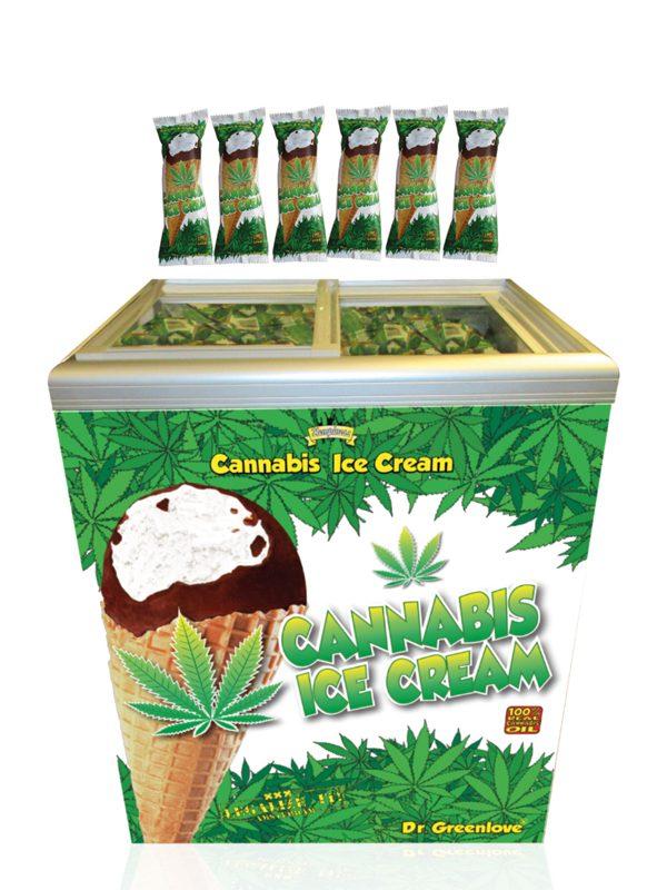 Cannabis Ice Cream