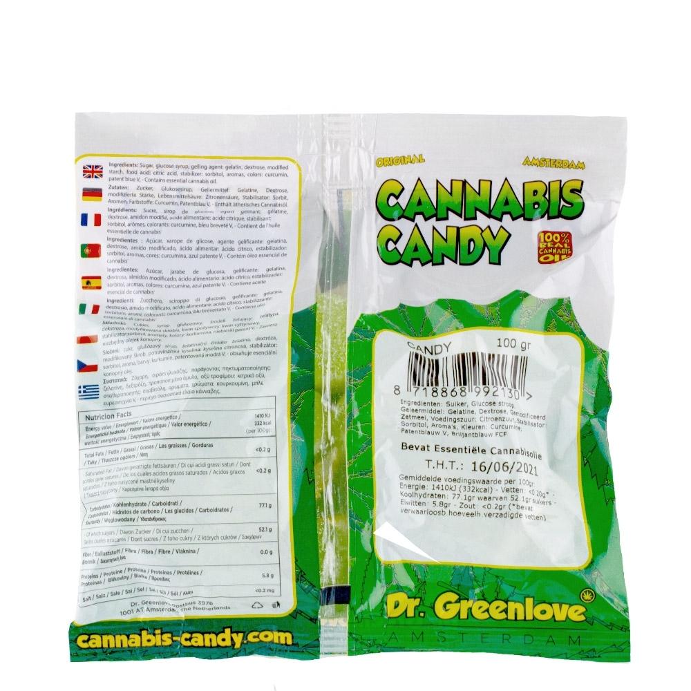 Candy achterkant