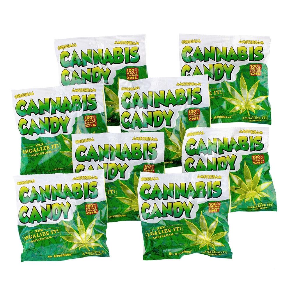 Candy samen