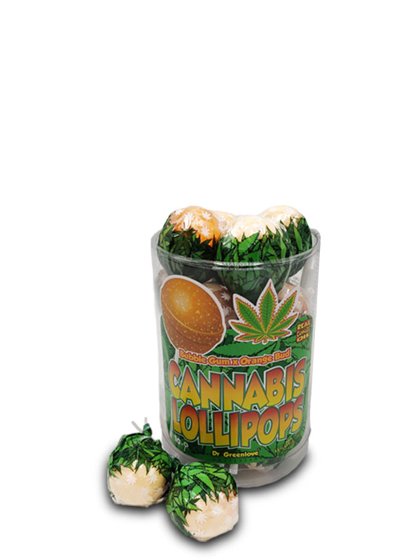 10-pack Bubblegum x Orange Bud