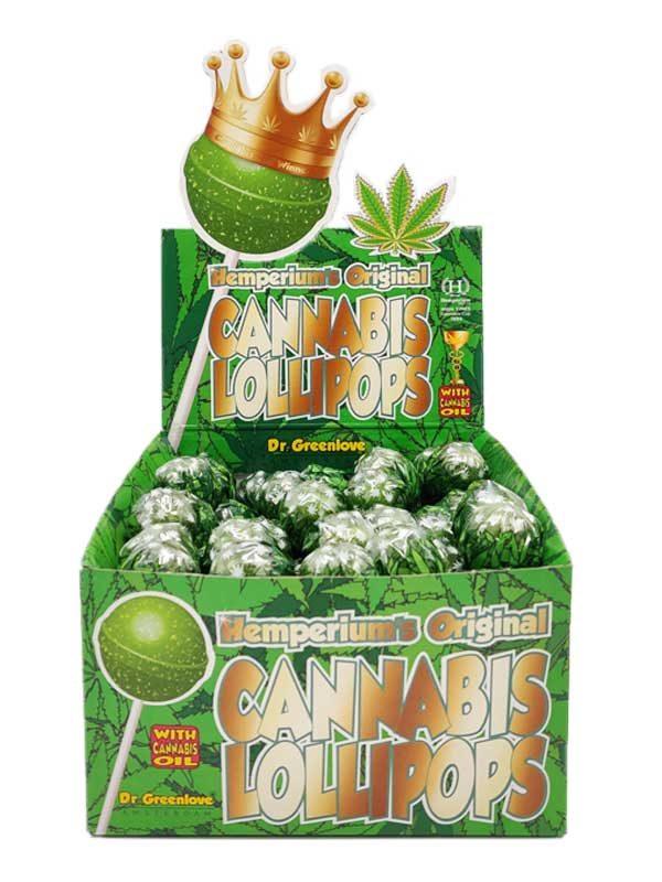 Hemperium Cannabis Lollipops